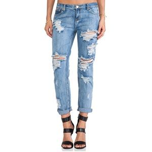 ONE TEASPOON Awesome Baggies Jean size 27